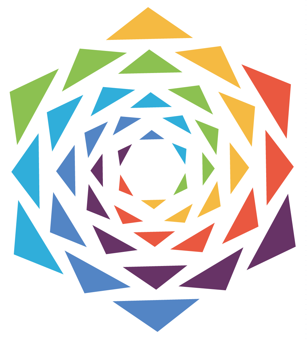 Logo reducido de colaboradora